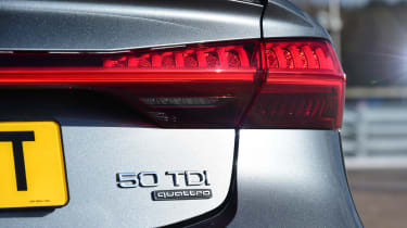 Audi A7 Sportback - rear light