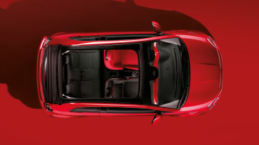Fiat (500X)RED - top