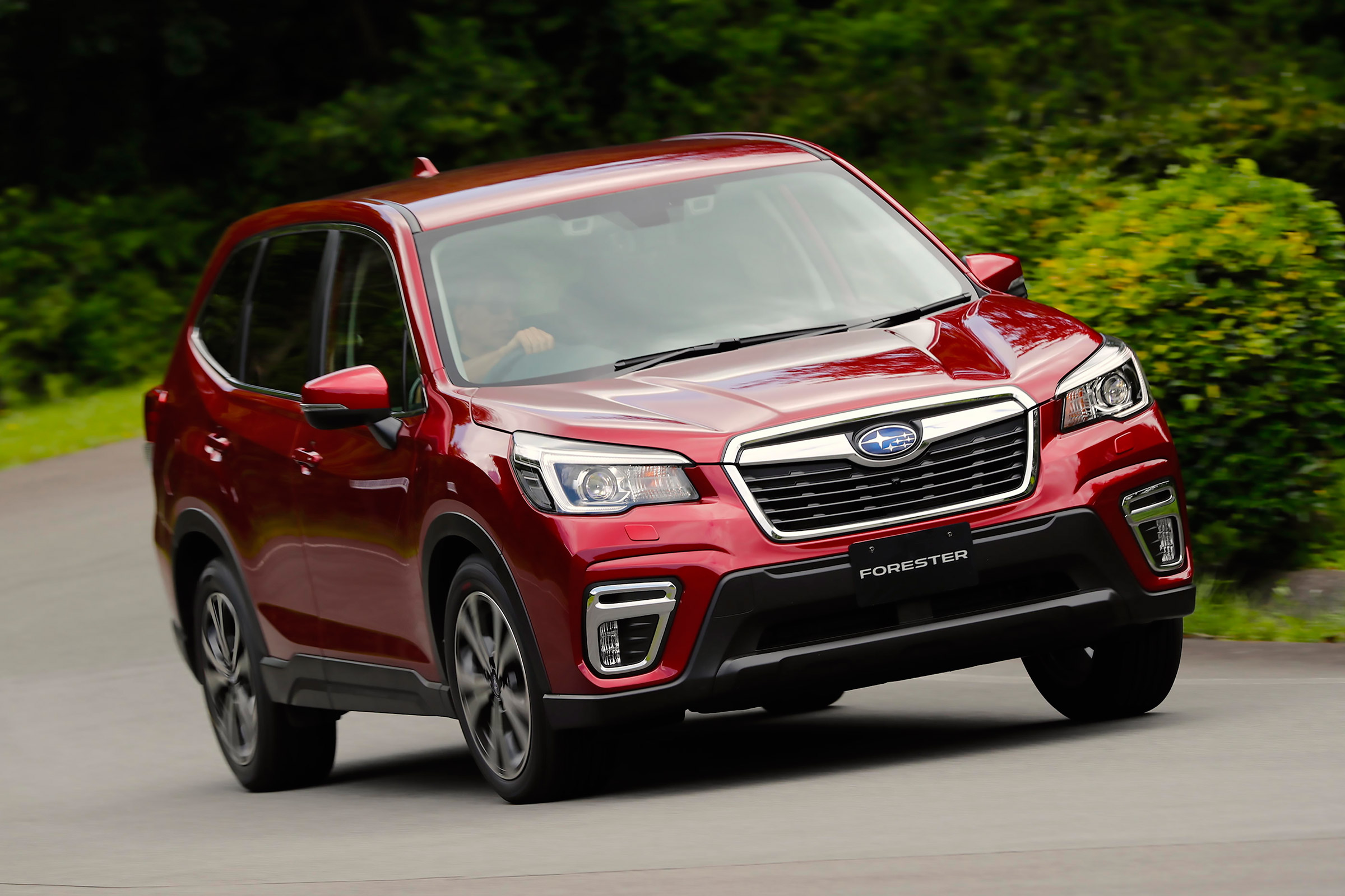 New Subaru Forester 2018 Review Auto Express