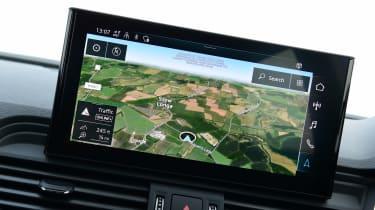 Audi Q5 40 TDI - sat-nav