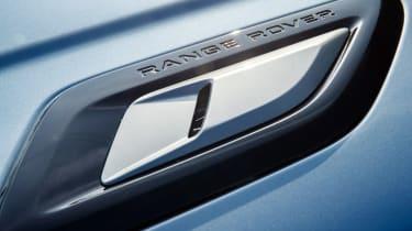 Range Rover Sport P400e - exterior detail