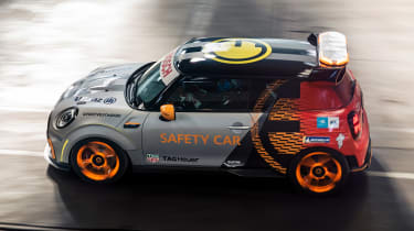 MINI Electric Pacesetter - side action