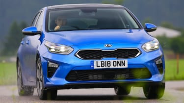 New Kia Ceed UK review header