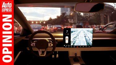 Opinion driverless cars