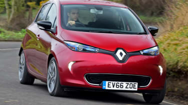 A to Z guide to electric cars - Renault ZOE