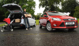 Ford Focus and S-MAX