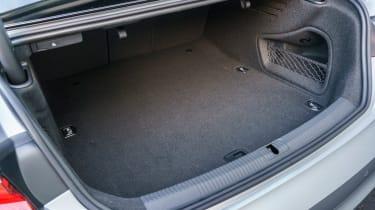 Audi A5 - boot