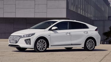 Hyundai Ioniq Electric - front static