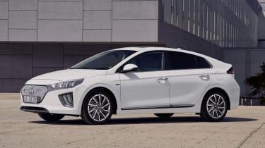 Hyundai Ioniq Electric - front static