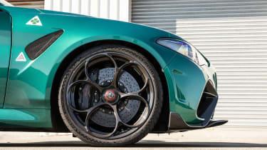 Alfa Romeo Giulia GTAm - wheel