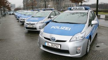 Toyota Prius police