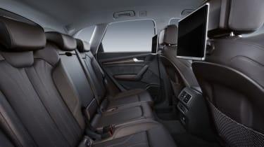 Audi Q5 SUV - rear seats 2