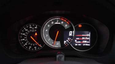 Used Toyota GT86 - dials