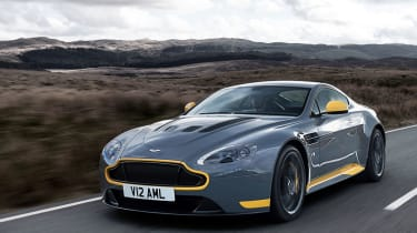 Aston Martin V12 Vantage S 2016 - front