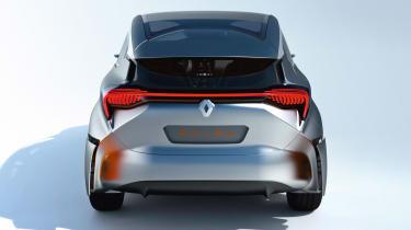 Renault EOLAB - full rear