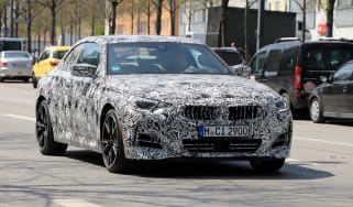 BMW 2 Series 2021 spy - front