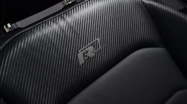 Twin test - VW Arteon - seat