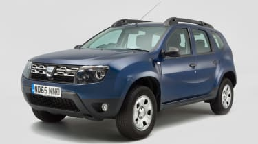 Best cars for under £5,000 - Dacia Duster