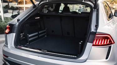 Audi RS Q8 - boot