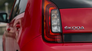 Triple test – Skoda Citigo - tail-light