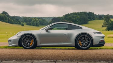 Porsche 911 GT3 Touring Package - side static