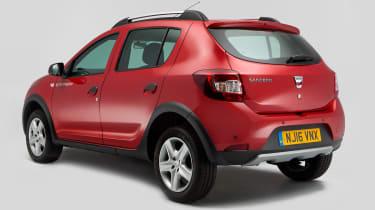 Used Dacia Sandero - rear