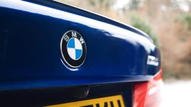 New BMW M5 - tailgate