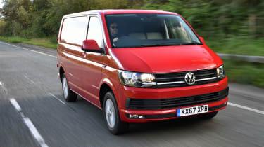 Volkswagen Transporter TSI petrol review