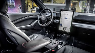 Ford Mustang Mach-E - interior