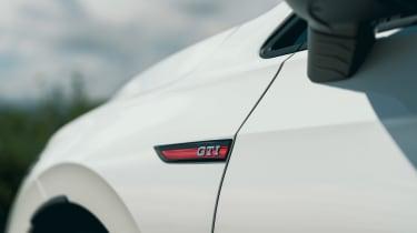 Volkswagen Golf GTI Clubsport 45 - side badge