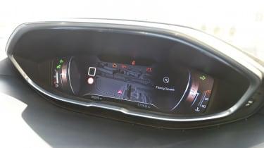 Peugeot 3008 long-term test - speedo