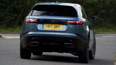 Range Rover Velar - motion rear