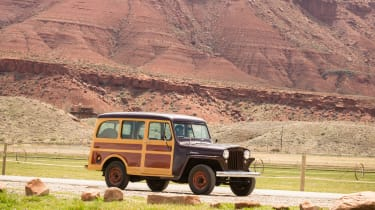 75 years of Jeep - Willys Wagon