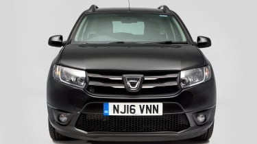 Used Dacia Logan MCV - full front