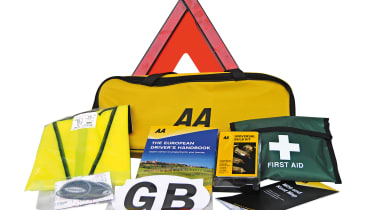 European travel kits - AA Euro Travel Kit