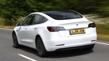 Tesla Model 3 - rear