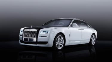 Rolls Royce Ghost Inspired by the Greats