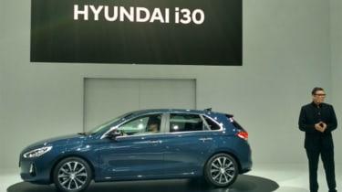 New Hyundai i30 2017 reveal