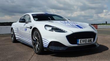 Aston Martin Rapide E - front static