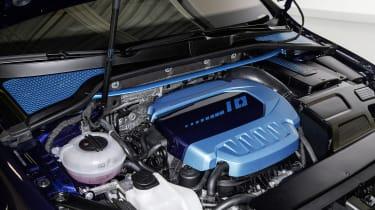 Volkswagen Golf GTI First Decade engine