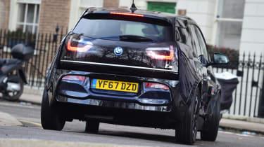 BMW i3s - rear