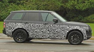 Range Rover - spyshot 3