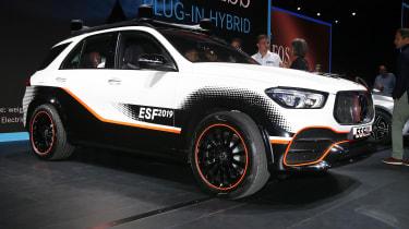 Mercedes ESF concept - Frankfurt