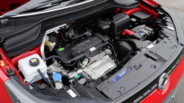 SsangYong Tivoli Ultimate engine