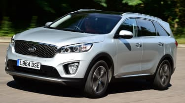 Best 4x4s and SUVs - Kia Sorento