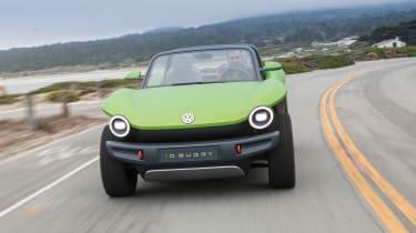 Volkswagen ID. Buggy concept - front cornering