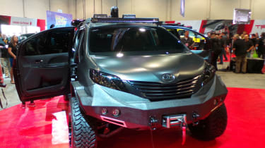 Toyota Ever-Better Expedition UUV
