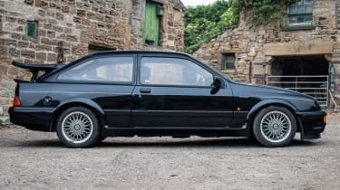 Ford Sierra RS500 Cosworth - profile