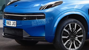 Lynk & Co 04 - front detail (watermarked)