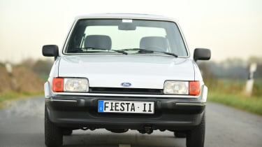 Ford Fiesta Mk2 - front